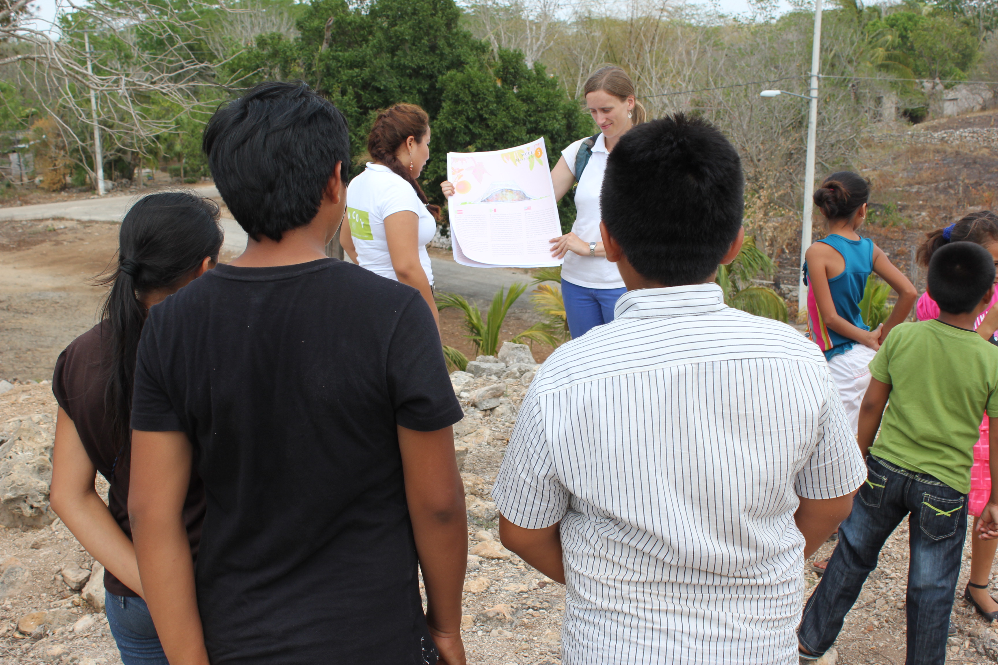 Designing the Tahcabo Heritage Trail by Maia Dedrick – InHerit